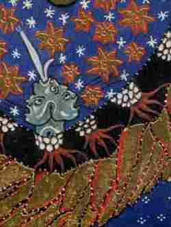 Detail from Hildegard's