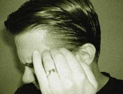 Headache temple pain