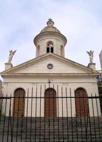 Church barriers?