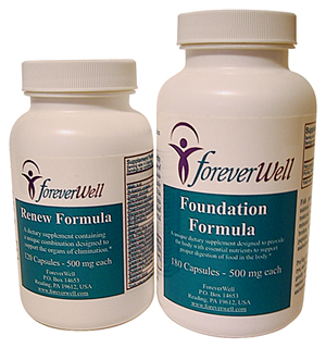 ForeverWell and the gut brain connection