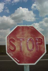 migraine prevention [stop sign]