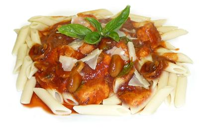 Tuscan Chicken by Trudy Parrott